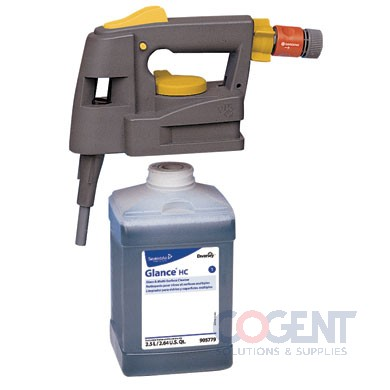 Glance HC Glass Cleaner 2.5L 2/cs  Multi Surface    905779