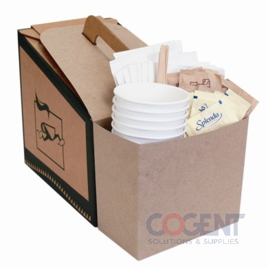 Caddy Condiment Carrier For Beverage on Move 100/cs