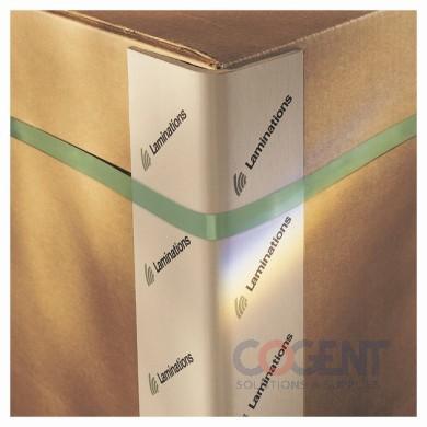 Edge Protectors 2.5x2.5x48 .225 Wht Unwrapped    1320/plt   LAM