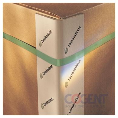 Edge Protectors 2.5x2.5x58 .200 Wht Unwrapped    1452/plt   LAM