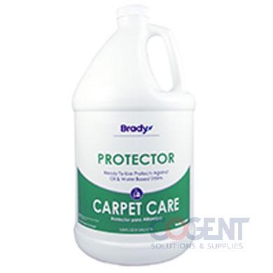 Brady Carpet Protector 4 gl/cs