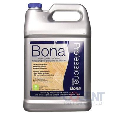 Bona Pro Hardwood Floor Cleaner RTU 4 gl/cs