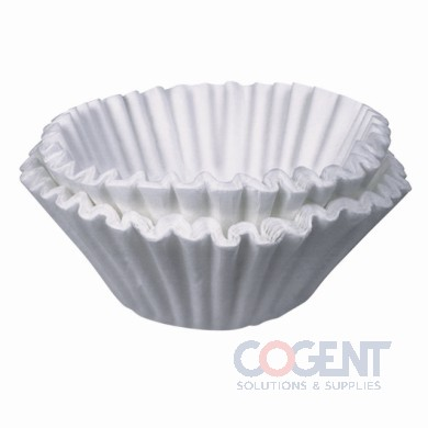Cone Coffee Filter 8-12 cup Brown Melitta 1200/cs