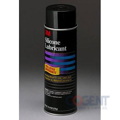 Silicone Lubricant Spray 12/24oz/cs Net wt.13.25oz.