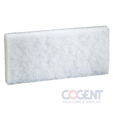Doodlebug Cleaning Pad White 5ea/bx 4bx/cs       08003