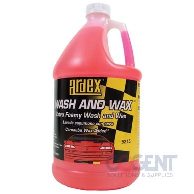 Ardex Wash N Wax 4 Gal/cs case NCA