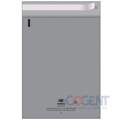 Poly Mailer 14.5X19 Flat 2mil 50% Recycled  250/CS PJR6  PACW