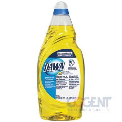 Lemon Dawn Dishwash 38 oz 8 Bottles/cs 38 oz ESS