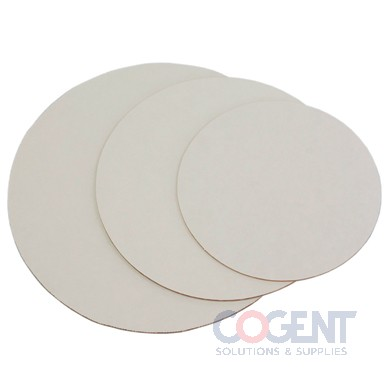 "Cake Bottom Circle 8"" 7-15/16"" 1m/pk  10m/cs 37#"
