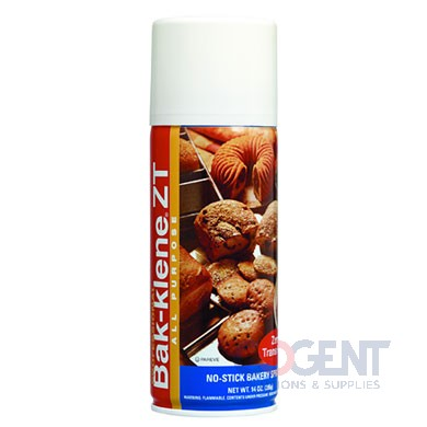 Bak-Klene Bread Spray 14oz Can Aerosol   6cn/cs