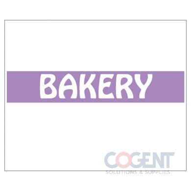Price Label Bakery (Purple) Monarch 1110 1063/rl 16/s 15s/c