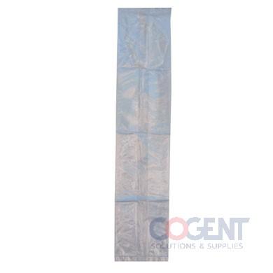 Poly Bag 8x5x15 1mil Clear 1m/cs    85151              MET