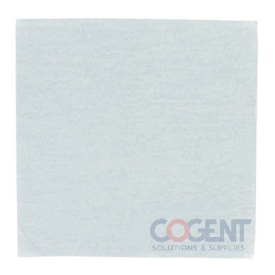 14x14 Dry Wax Wrap White 4m/cs 182109