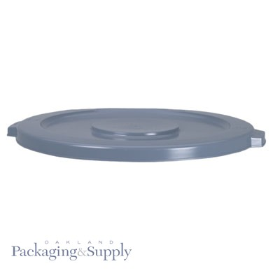 Lid for 32gal Brute Container GRAY   2631GRA