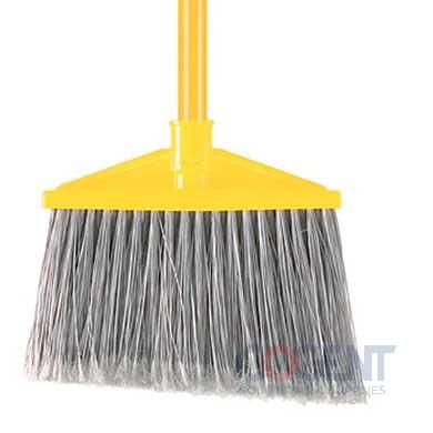 Brute Upright Flagged Broom HD acid-resistant  637500Gray