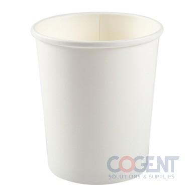 Food Cont 32oz Wht Paper 20/25/cs PFC32W              RP