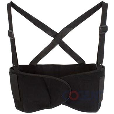 Back Support 2XL w/Detachable Suspenders SAF