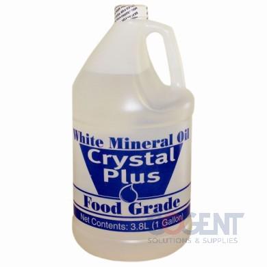 Mineral Oil 70FG Crystal Plus Food Grade      4gl/cs