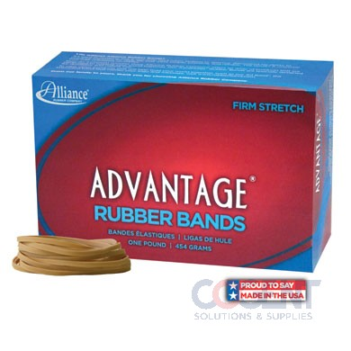 #62 Rubber Bands  One Pound Per Box    *
