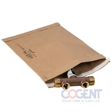 Padded Mailer 8.5x14.5 #3 Nat Kraft Self Seal 100/cs