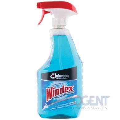 Windex Powerized Formula Glass & Surface Cleaner 32oz 12/cs