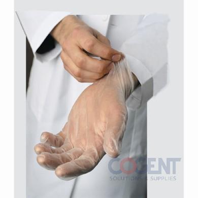 Glove Vinyl X-Large PF Clear 1m/cs    GVP9-XL-1