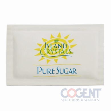 Sugar Packets .10oz Granulated C&H Pure Cane   2000/cs