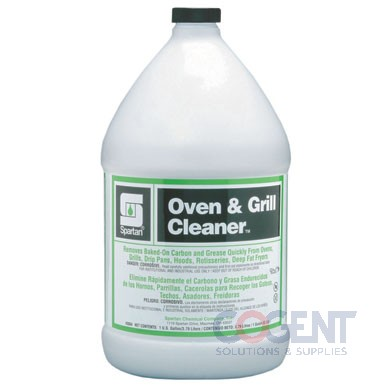 Oven & Grill Cleaner 4gl/cs