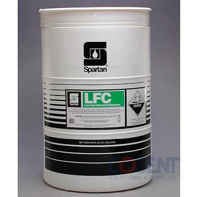 LFC Low Foam Chlorinated Degreaser 55 Gallons