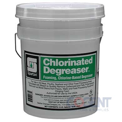Chlorinated Degreaser Foaming 5 Gallons