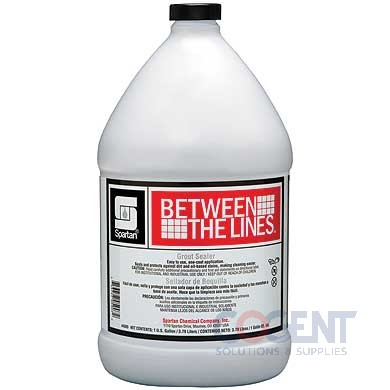 Between the Lines Grout Sealant 4gl/cs             Spartan 4089