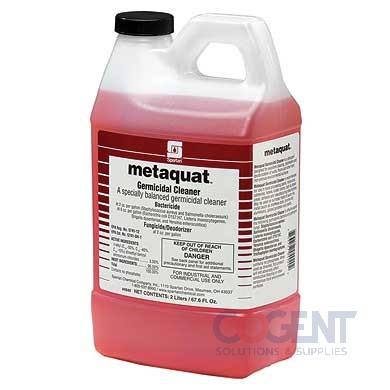 MetaQuat Germicidal Cleaner 4/2Ltr/cs