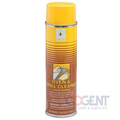 Oven & Grill Cleaner Aerosol 12/20oz/cs