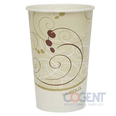 Cold Cup Paper Symphony 16oz Double Sided Poly 1m/cs
