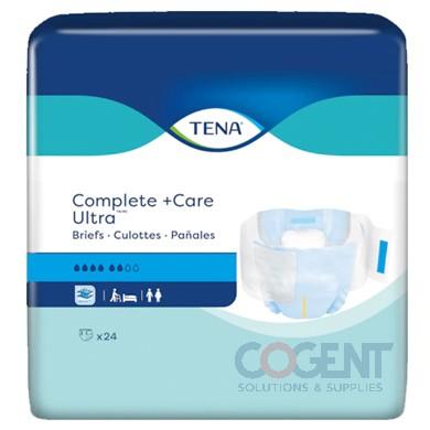 "Complete + Care Ultra Brief Lge 40""-56"" 72/cs 69972   TENA"