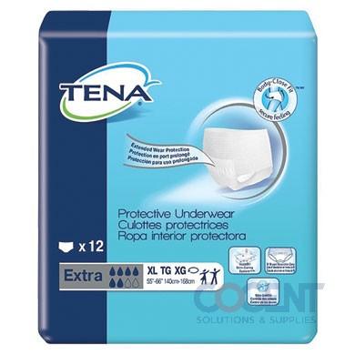 Protective Underwear Extra S 4/16 64/CS 72116 TENA Small