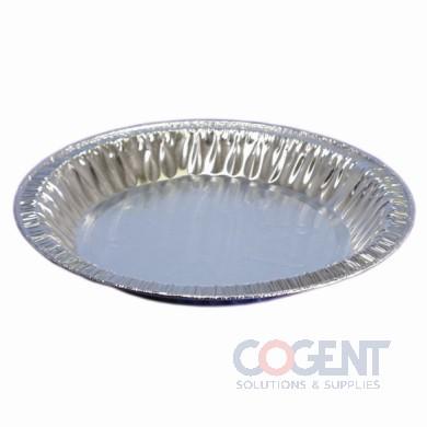 "Pie Plate 8"" Extra Deep Aluminum 400/cs"
