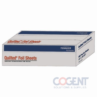 "Foil Pop-Up Sheet 9""x10.75"" Blue Quilted  3m/cs"