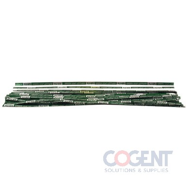 Twist Tie 1/2x20 Green Print Organic USA 3m/cs            TT