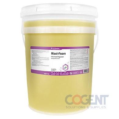 Maxi-Foam Degreaser Super Concentrate 5 Gal Pail USC