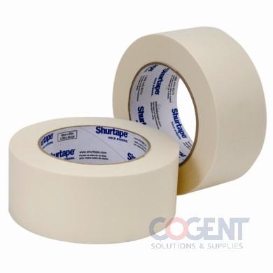 "Masking Tape 3/4""x60yd Nat Utility 48rl/cs 100486      SHU"