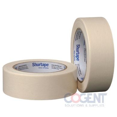 """Masking Tape 2""""x60yds 48mmx55m Economy 24rl/cs"""
