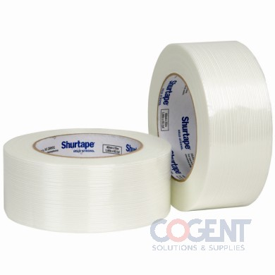 "Filament Tape 1""x60yds 24mmx55m Economy 36rl/cs"