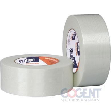 "Filament Tape 2""x60yds 48mmx55m Economy 24rl/cs"