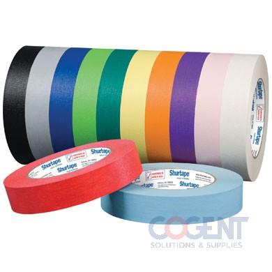 """Masking Tape 2""""x60yds Red 48mmx55m  24rl/cs       114685"""