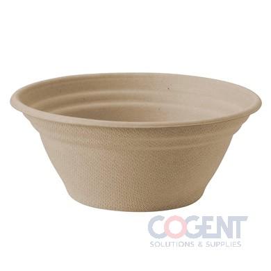 Barrel Bowl 8oz Nat Fiber 10/50/cs BB-SC-U8           WOR