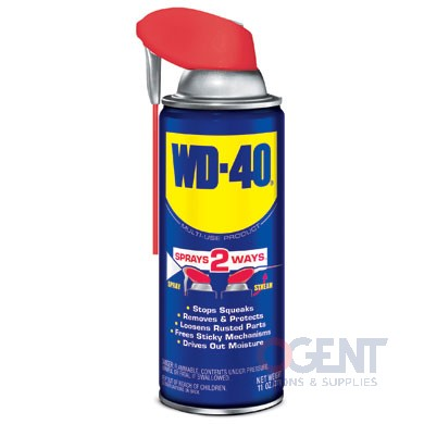 WD-40 Smart Straw Spray Can Lubricant 11oz   12/cs  490040