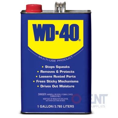 WD-40 Multipurpose Lubricant 1Gal   4/cs   490118