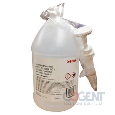Hand Sanitizer 80% Alcohol w/Pumps 4/4ltr/cs  8R08112