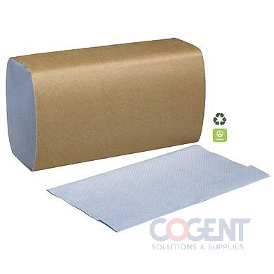 1-Ply Windshield Towels Blue 2250/cs ESY